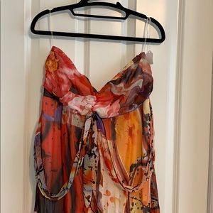 Xhilaration Dresses - Colorful Maxi dress NWT